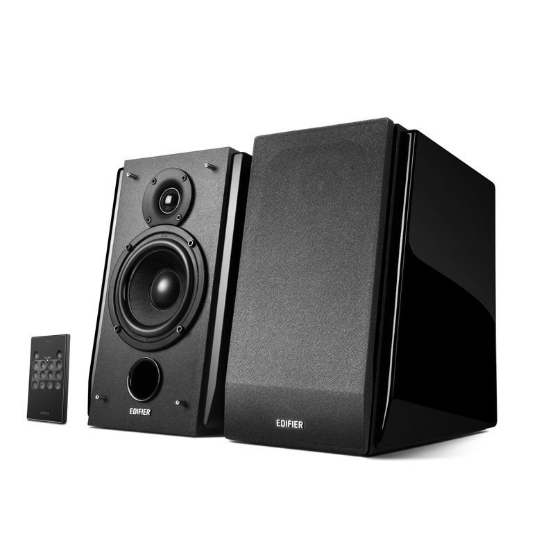 speakers with subwoofer. edifier r1850db bookshelf speakers subwoofer supported - canada with