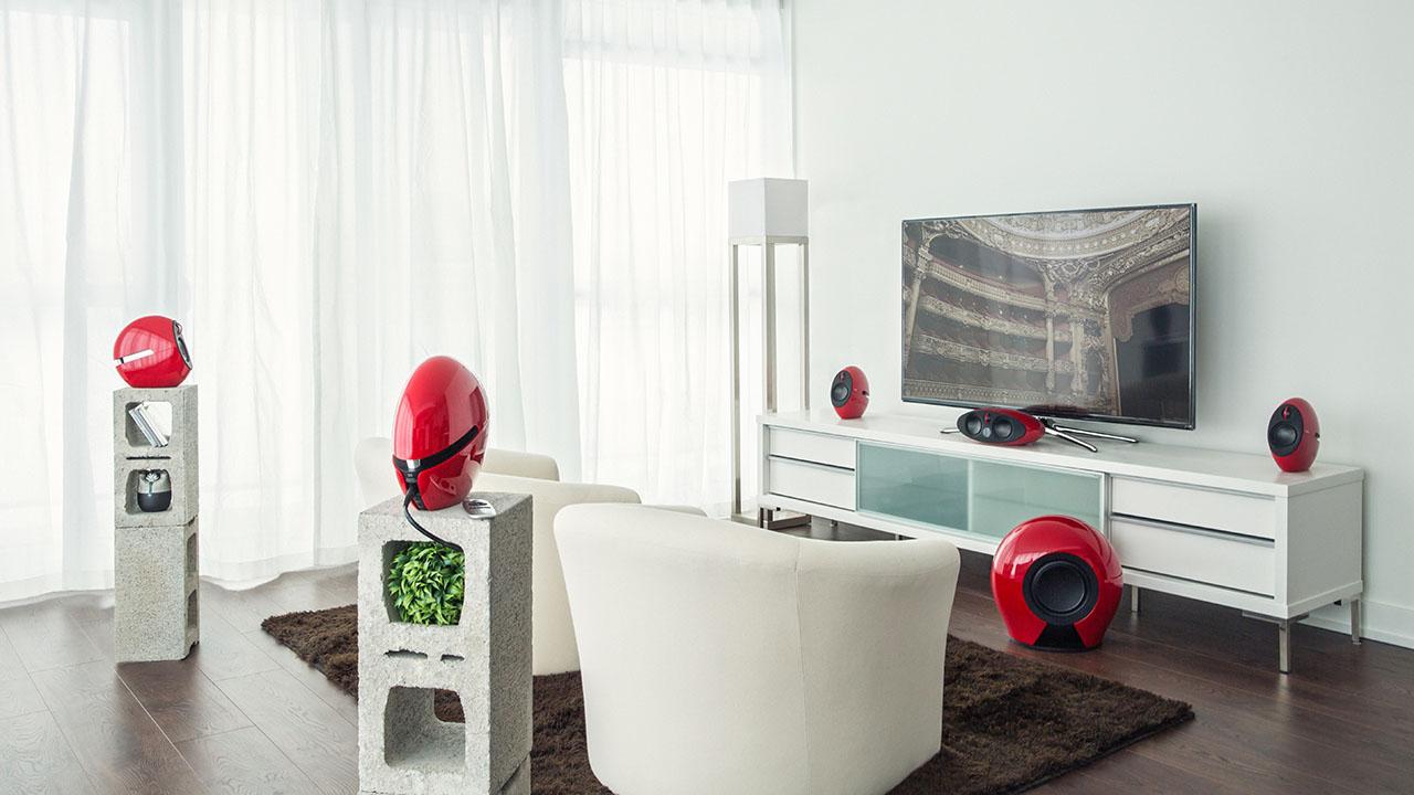 Edifier USA Luna E 5.1 Home theater Speaker System