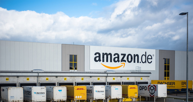 address of amazon fulfillment center in germany